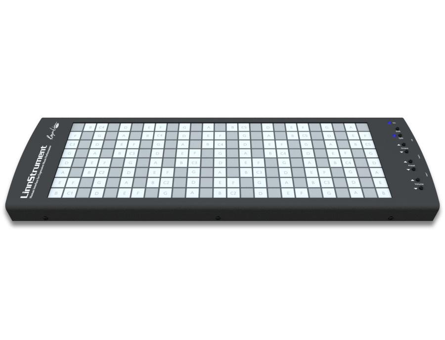 Roger linn design linnstrument midi performance controller xl