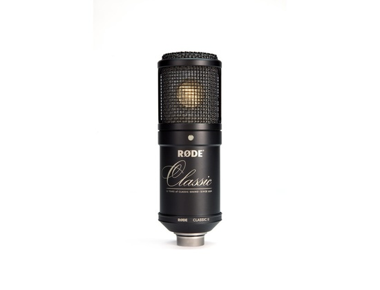 RØDE Classic II Limited Edition