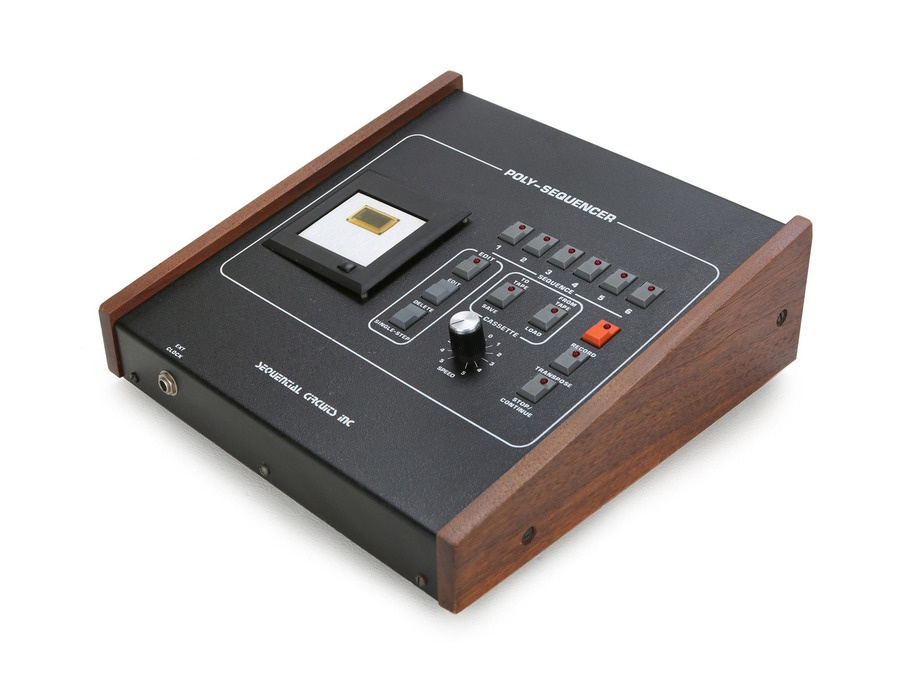 Sequential Circuits Poly Sequencer