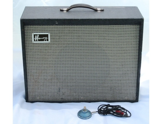 Harmony H306A Amplifier