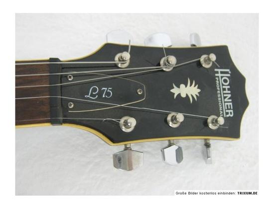 Hohner L75. Guitar