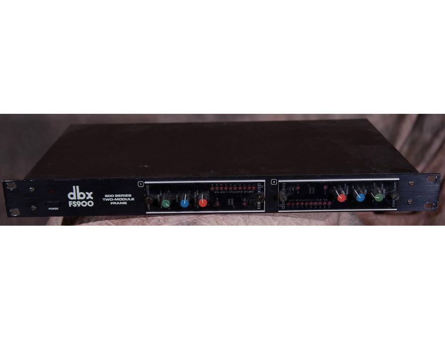 DBX 800 Series Two-Module Frame FS900