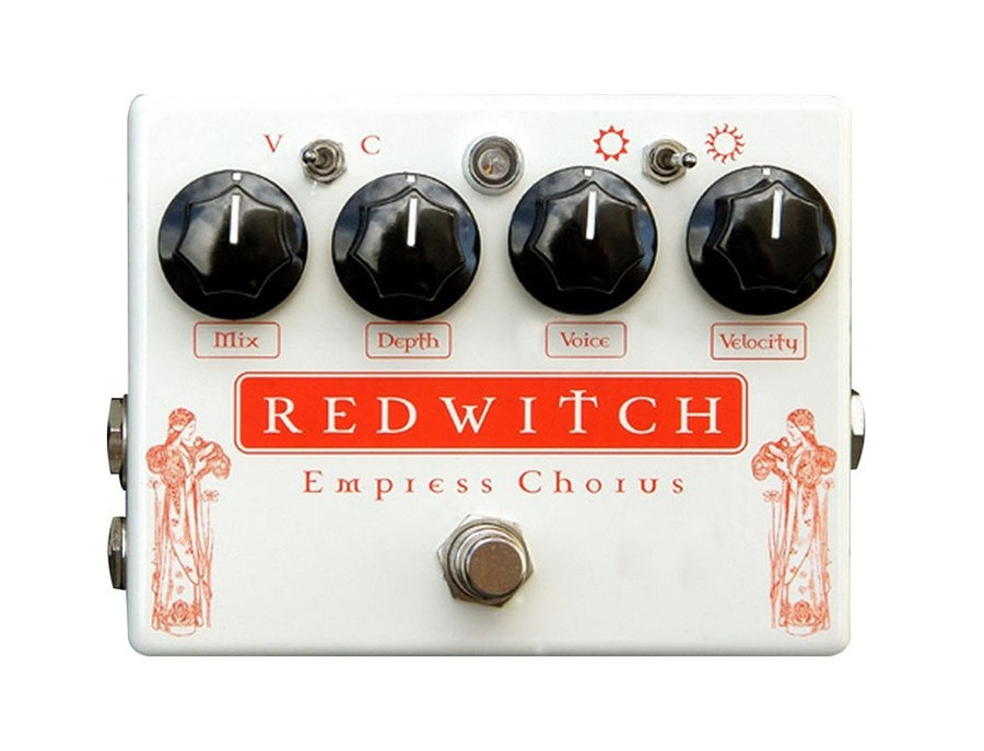 Red Witch Empress Chorus