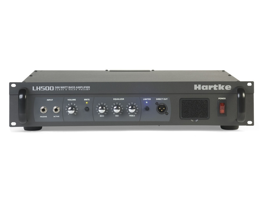 Hartke LH500 Bass Amplifier