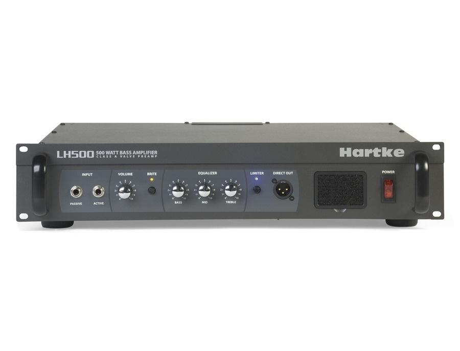 Hartke LH500 Bass Amplifier