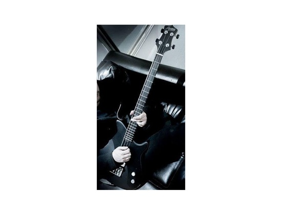 Manson Mike Kerr Custom Bass Guitar