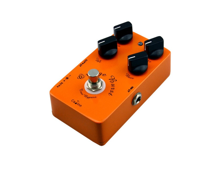 Caline Orange Burst Overdrive