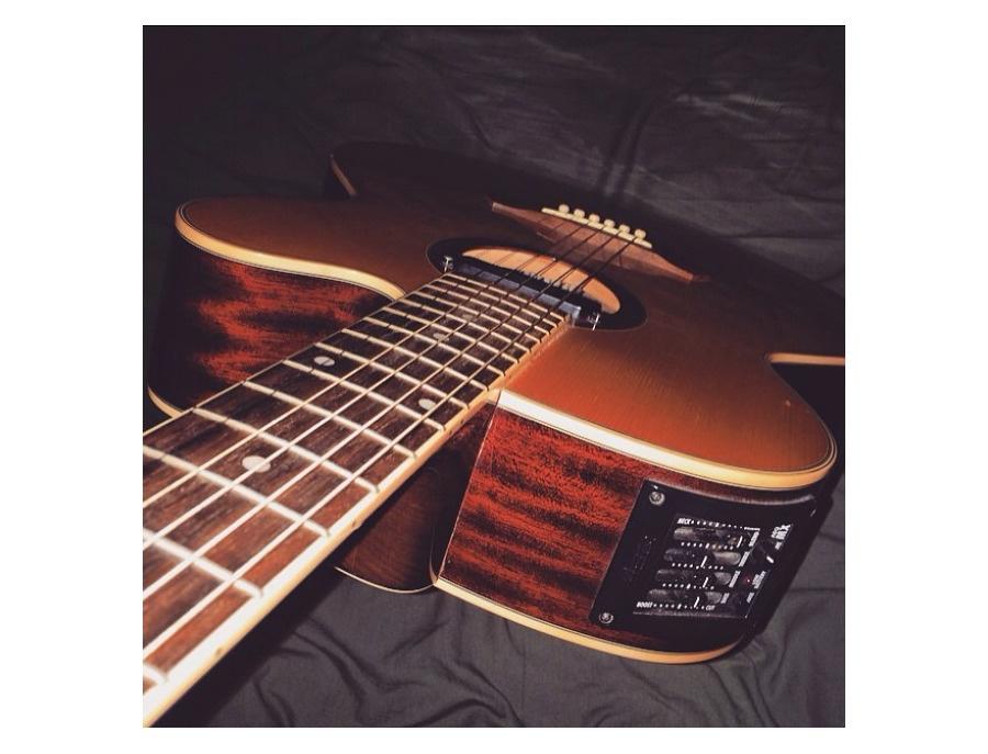 Ibanez Acoustic-Electric Masa Commemorative FX72