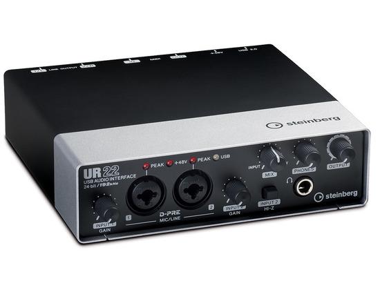 Steinberg UR 22 Audio Interface
