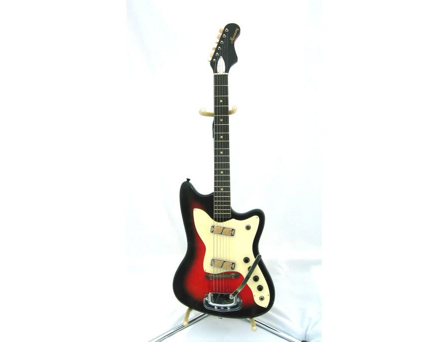Harmony Bobkat Electric Guitar