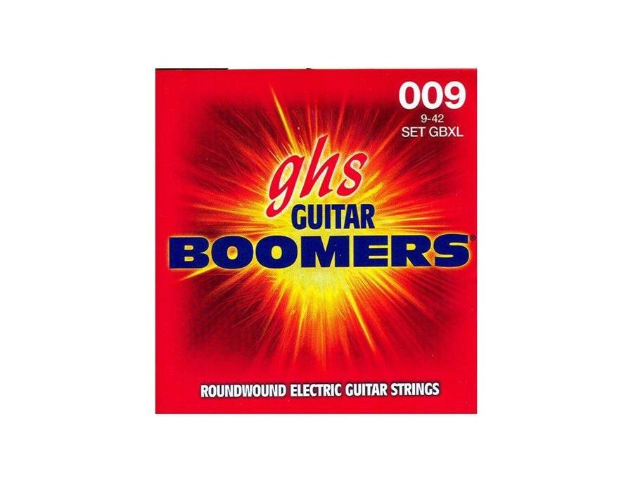 GHS Guitar Boomer 0.09
