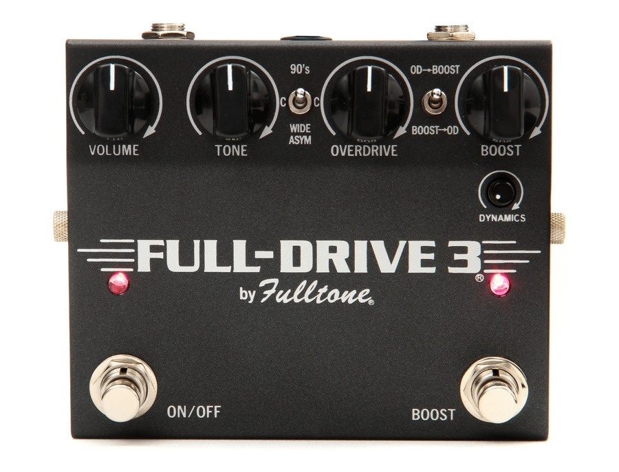 Fulltone Full Drive 3