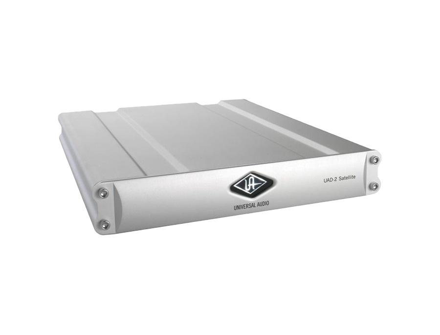 universal audio uad 2 satellite quad firewire dsp accelerator reviews prices equipboard. Black Bedroom Furniture Sets. Home Design Ideas