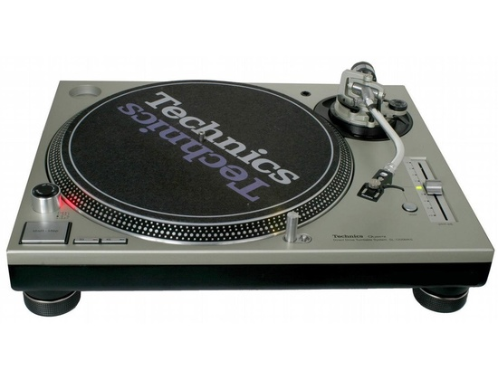Technics SL 1200 MKII