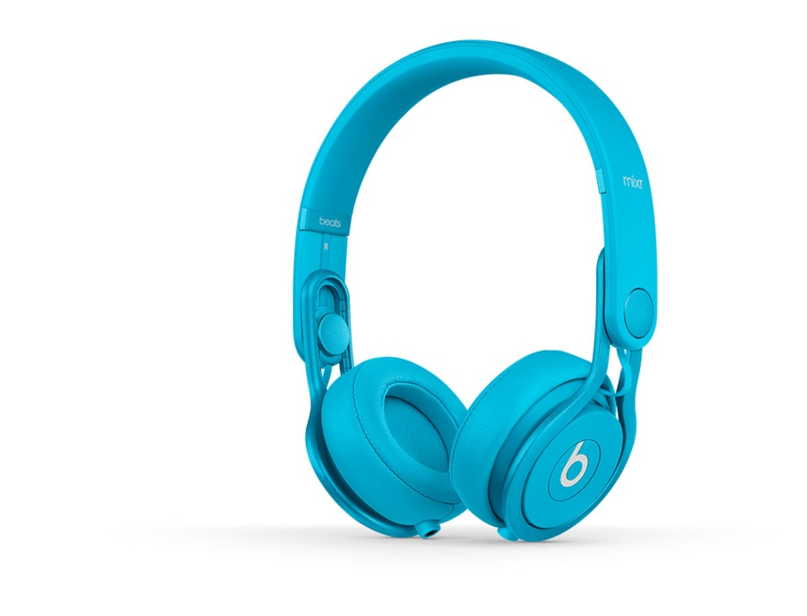 Beats Mixr Light Blue Colr Edition
