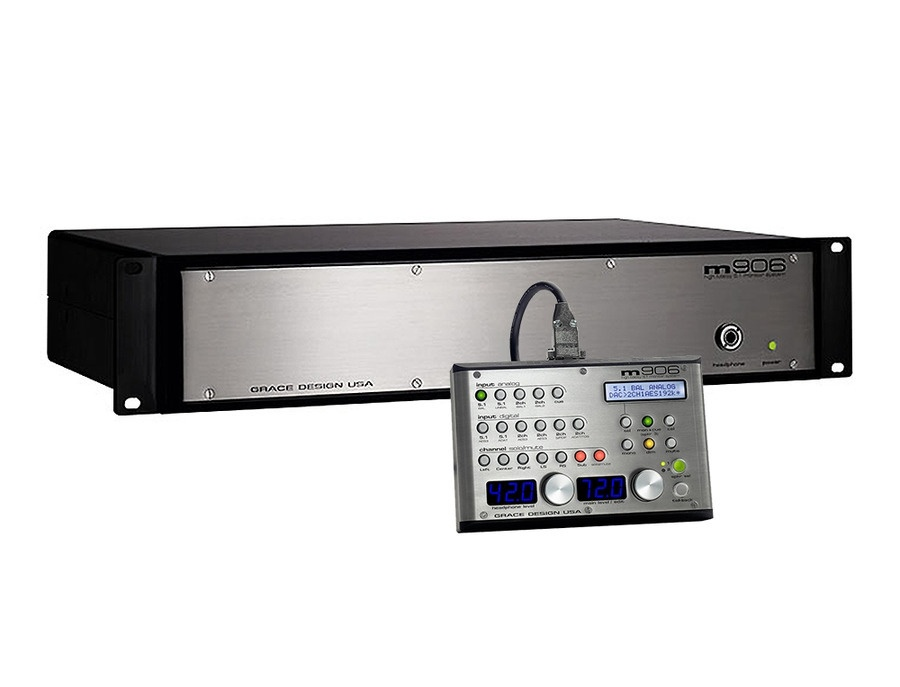 Grace Design m906 5.1 Monitoring System