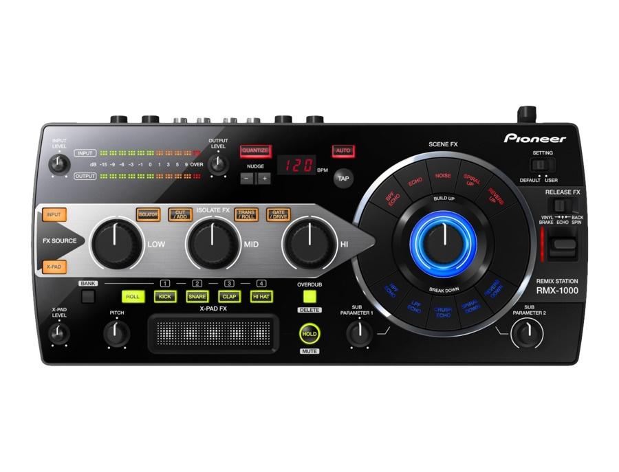 Pioneer RMX-1000 Remix Station