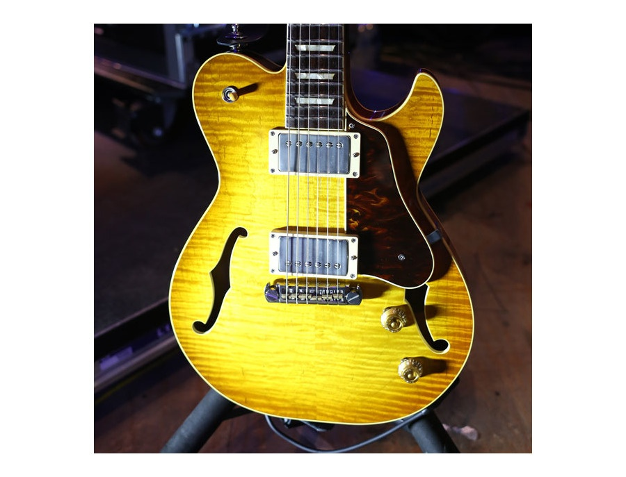 Johan Gustavson James Valentine Custom Electric Guitar