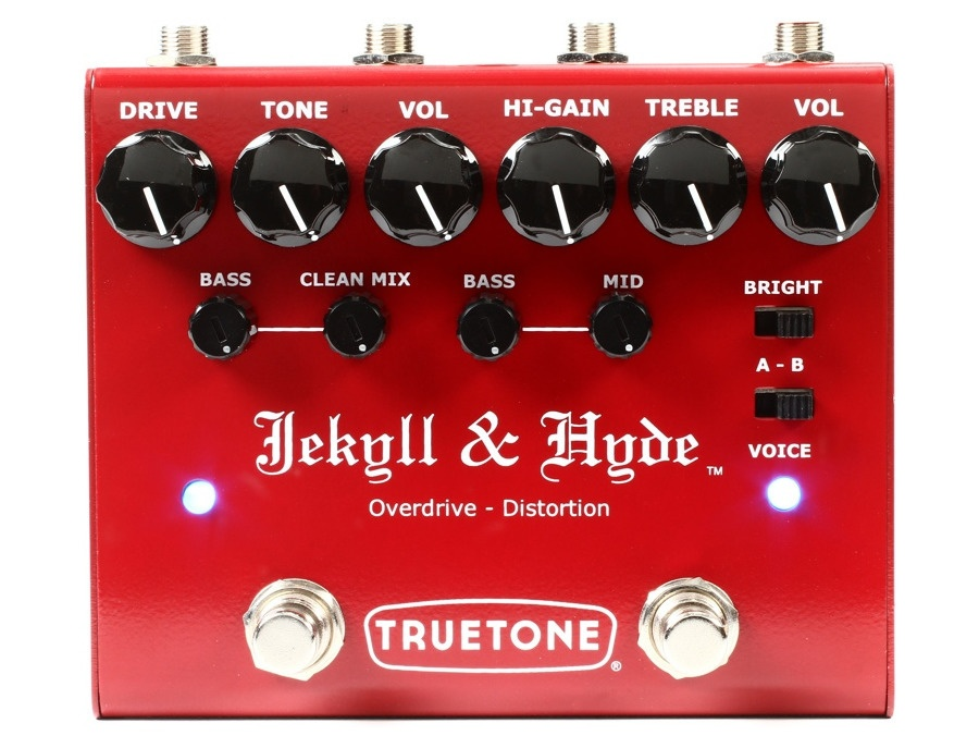 Truetone V3 Jekyll & Hyde