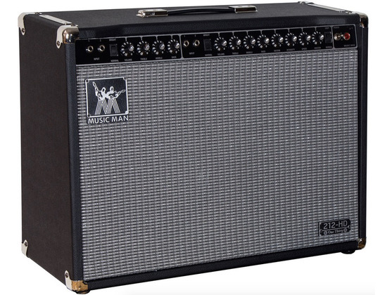 Music Man 212 HD Amplifier