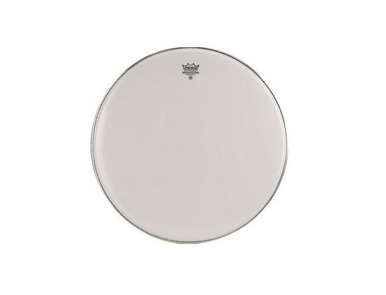"Remo 20"" Smooth White Ambassador Bass Crimplock Drumhead"
