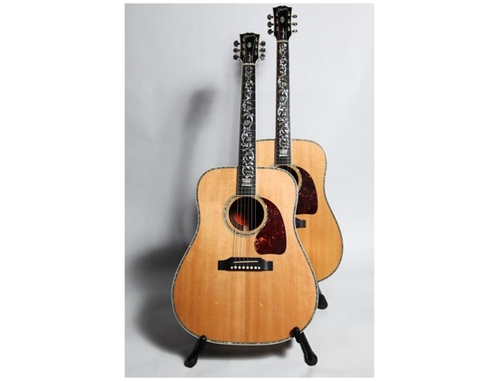 Aaron Lewis' 2005 Gibson Prototype Hummingbird (#1 and #2)