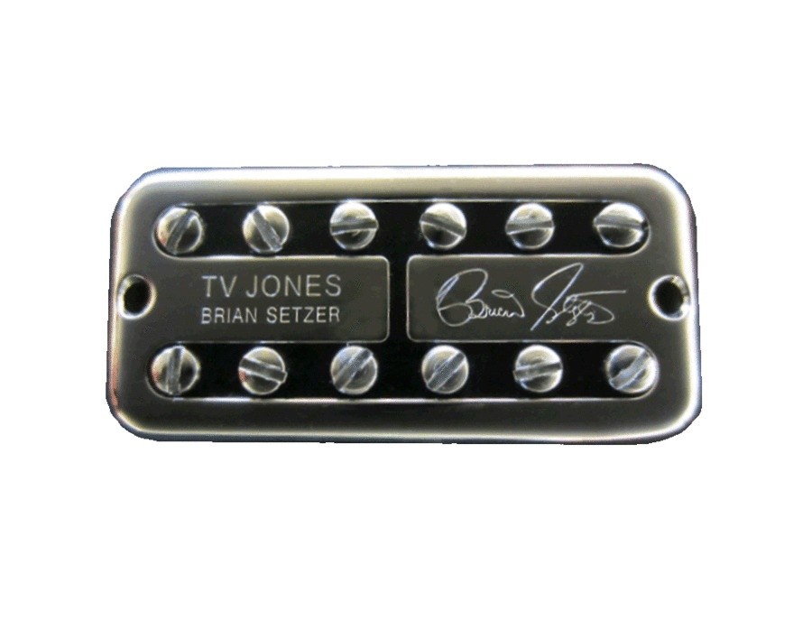 TV Jones Brian Setzer Signature Pickups