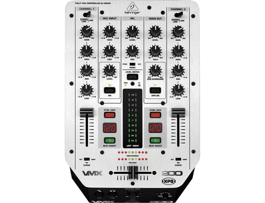 Behringer VMX200