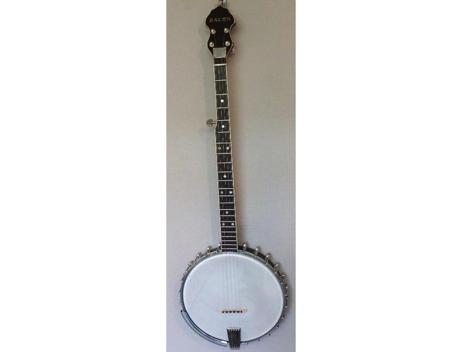Bacon folk model banjo xl