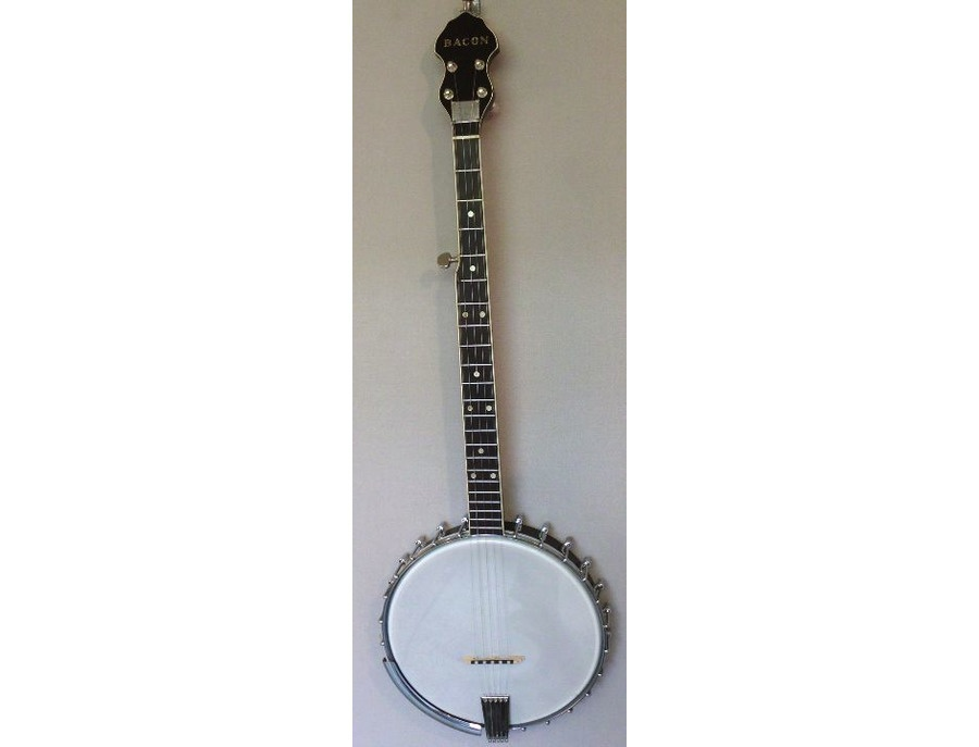 Bacon Folk Model Banjo