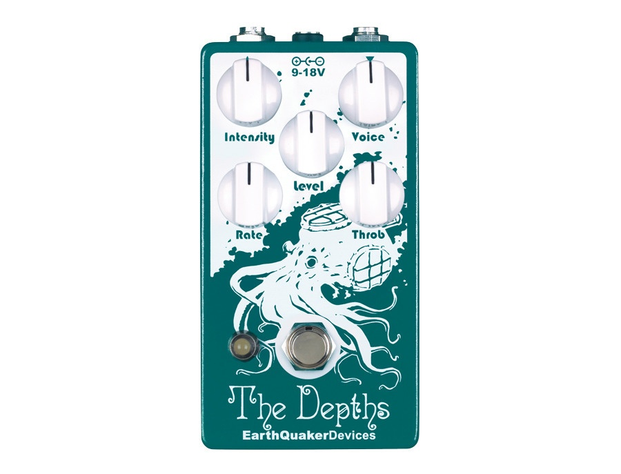Earthquaker devices the depths v2 xl