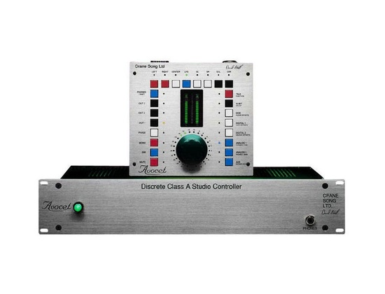 Crane Song Avocet II Stereo Monitor Controller