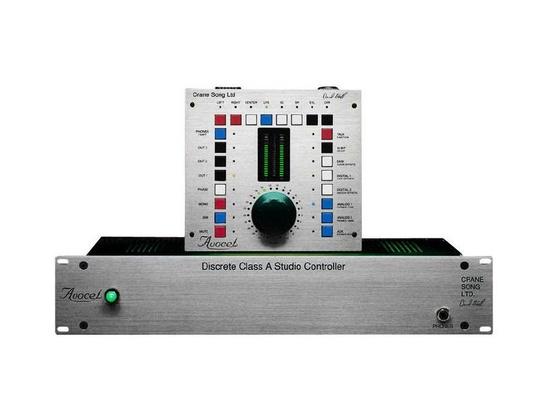 Crane Song Avocet II Stereo Monitor Controller