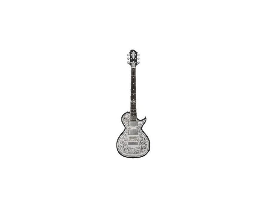 Zemaitis Custom Guitar