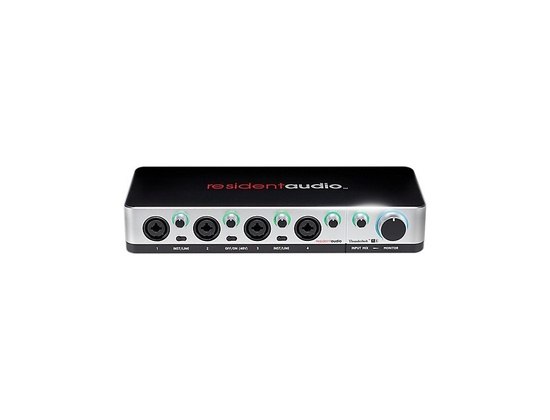 Resident Audio T4 Four-Channel Thunderbolt Interface