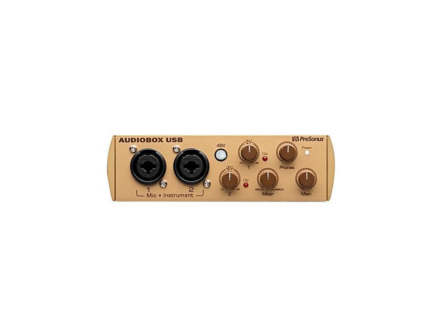 PreSonus AudioBox USB Limited Edition