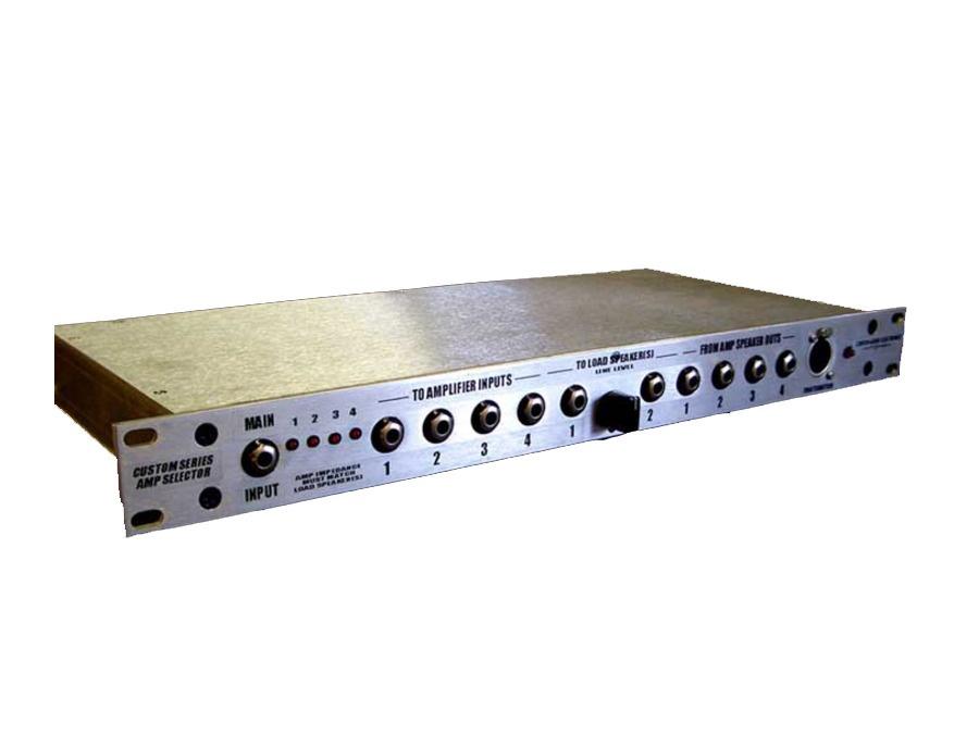 CAE Amp Switcher