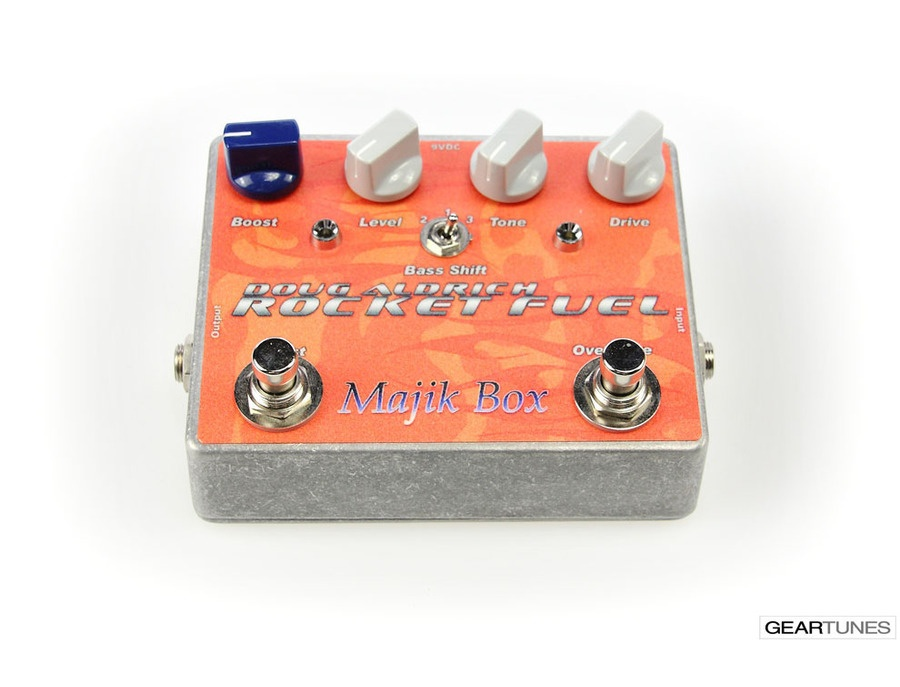 Majik Box Doug Aldrich Rocket Fuel Overdrive