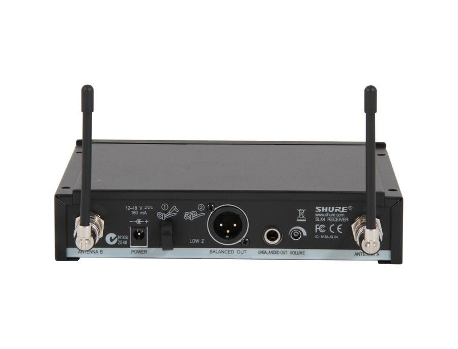 Shure SLX4 Wireless Unit