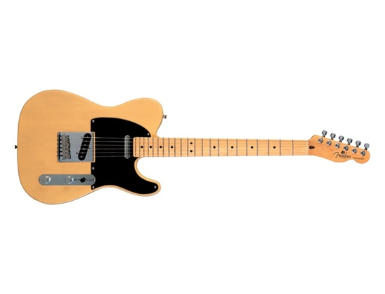 Fender American Ash Telecaster Electric Guitar