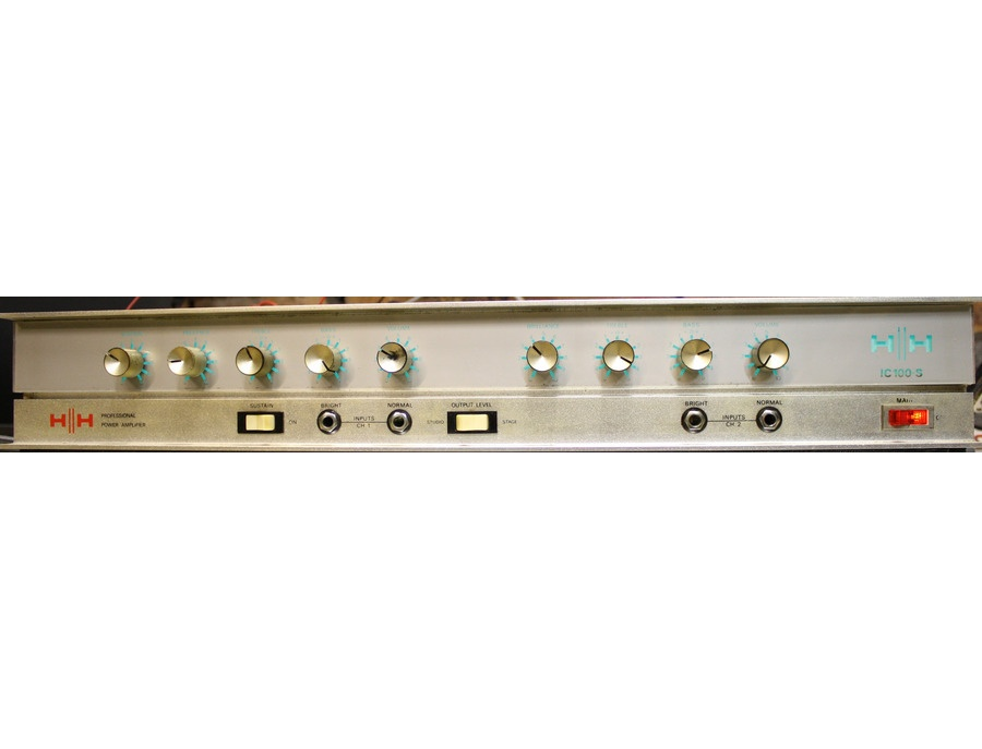 HH Electronics IC100 Amplifier