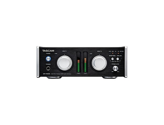 TASCAM UH-7000 High Resolution Interface and Stand Alone Microphone Preamp