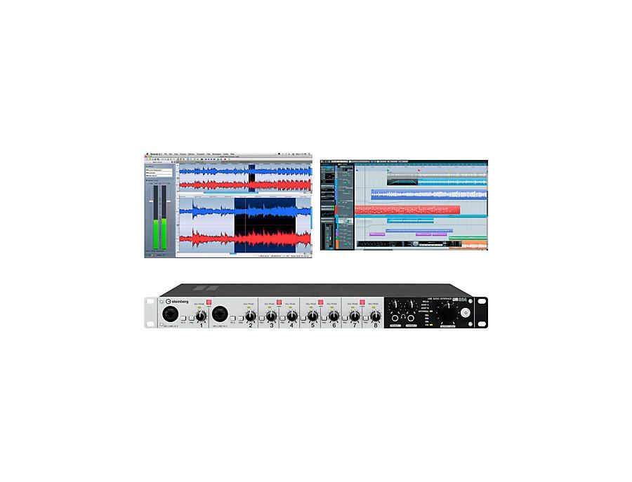 Steinberg UR824 USB 2.0 Audio Interface
