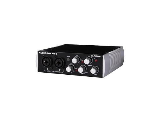 PreSonus Black Audiobox 2x2 USB 2.0 Recording System