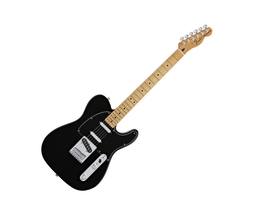 Fender Deluxe Blackout Telecaster