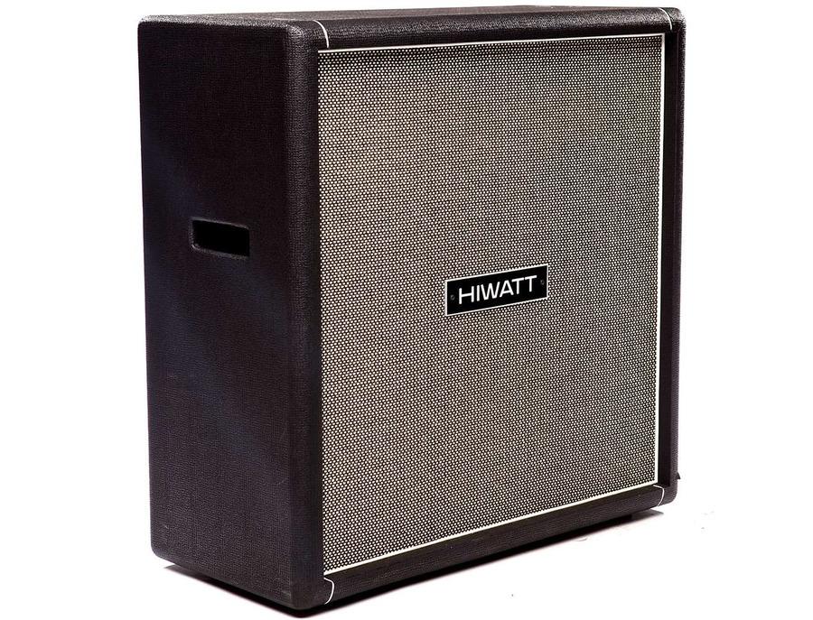 Hiwatt 4x12 cabinet xl