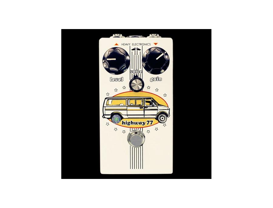 Heavy Electronics Highway 77