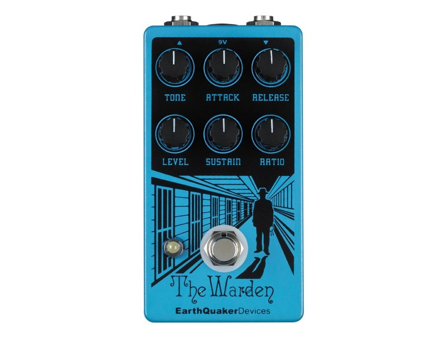 Earthquaker devices the warden xl