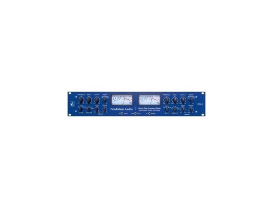 Pendulum OCL-2 Stereo Tube Optical Mastering Compressor