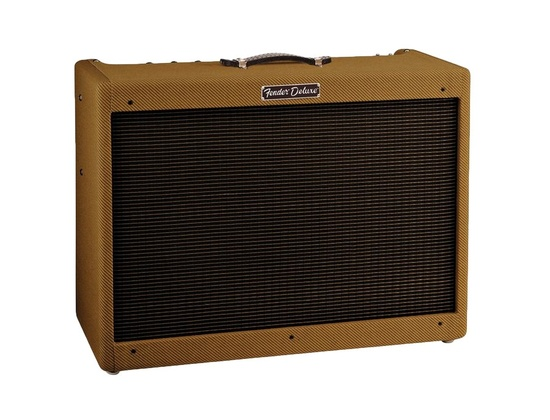 "Fender Limited-Edition Blues Deluxe ""Smoky Tweed"" Reissue 40W 1x12 Combo Amp"